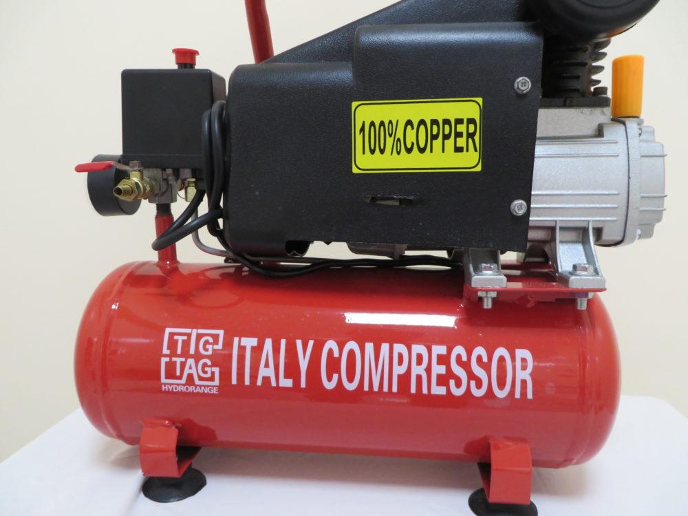 Компресор за въздух 12 литра MGB-1009