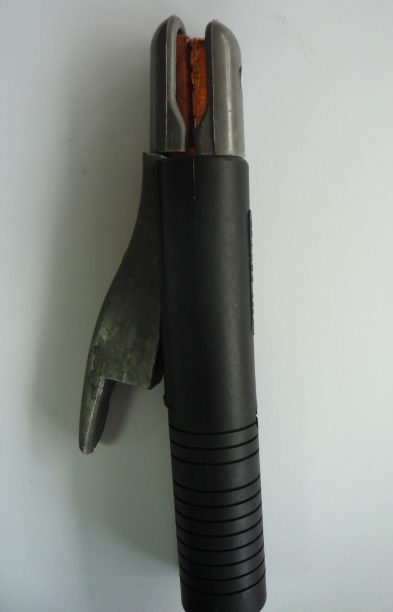 Ръкохватка електрожен 600A