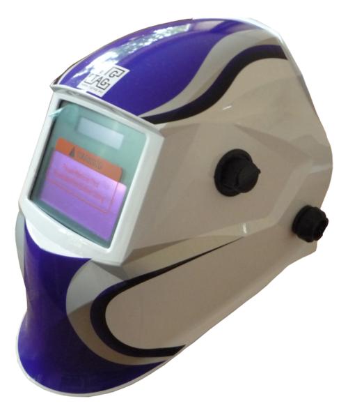 Фотосоларна маска ТИГТАГ Blue