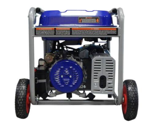 Бензинов генератор