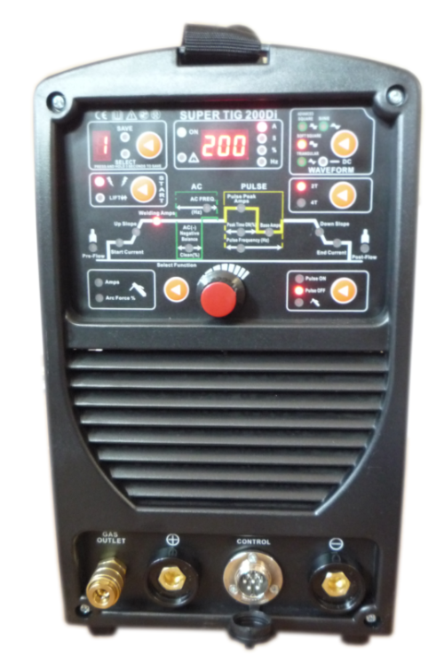 TIG 200D AC/DC