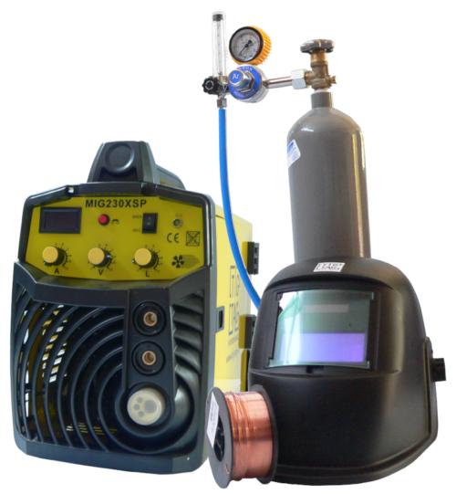Инверторен телоподаващ апарат MIG230XSP