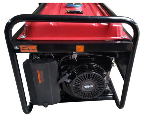 заваръчен агрегат