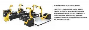 автоматично роботизирано заваряване
