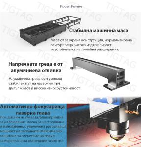 fiber laser, файбър лазер, лазерна глава