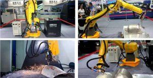 fiber laser, файбър лазер,робот