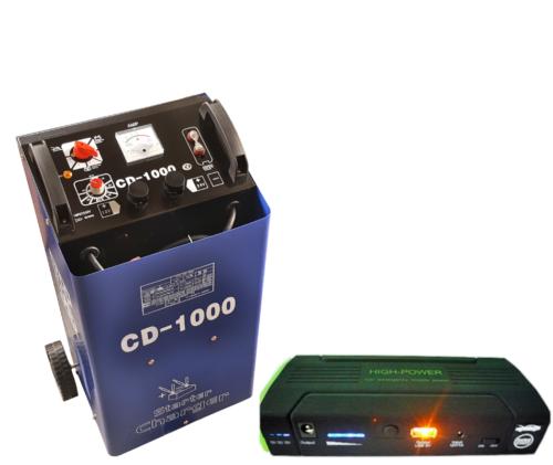Стартерни и зарядни устройства